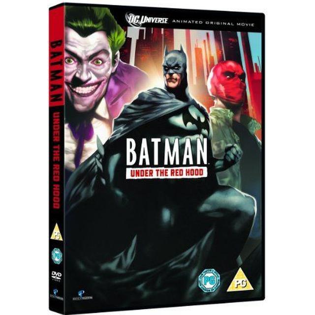 Batman: Under The Red Hood [DVD] [2010]